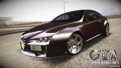 Alfa Romeo Brera Ti pour GTA San Andreas vue de côté