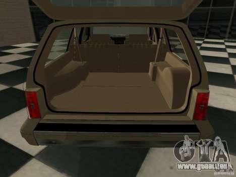 Oldsmobile Cutlass Cruiser 1993 für GTA San Andreas rechten Ansicht