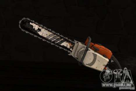 Chainsaw für GTA San Andreas
