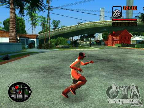 GTA IV Animation in San Andreas pour GTA San Andreas septième écran