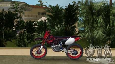 Yamaha v.2 für GTA Vice City linke Ansicht