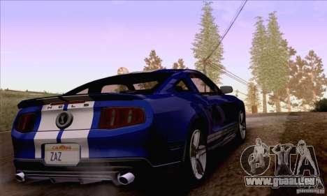 SA_nGine v1. 0 für GTA San Andreas neunten Screenshot
