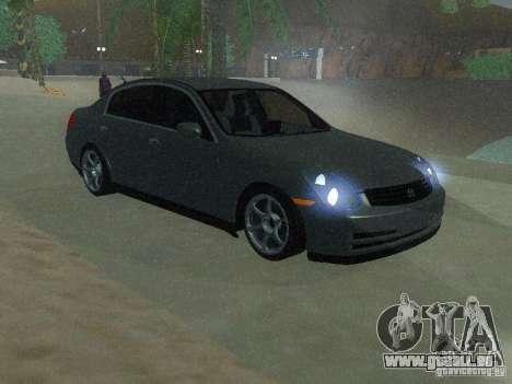 Nissan Skyline 300 GT für GTA San Andreas Seitenansicht