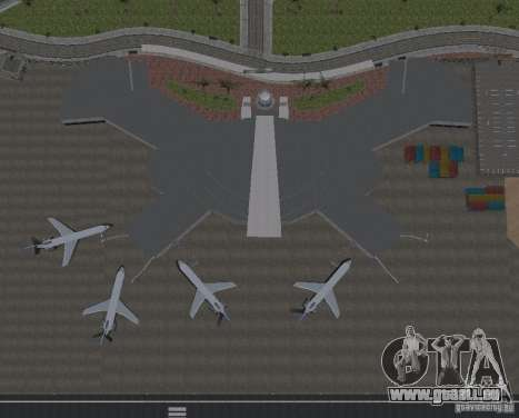 Real New Vegas v1 pour GTA San Andreas onzième écran