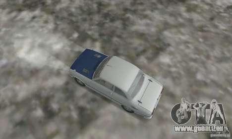 Isuzu Bellett GT-R pour GTA San Andreas sur la vue arrière gauche