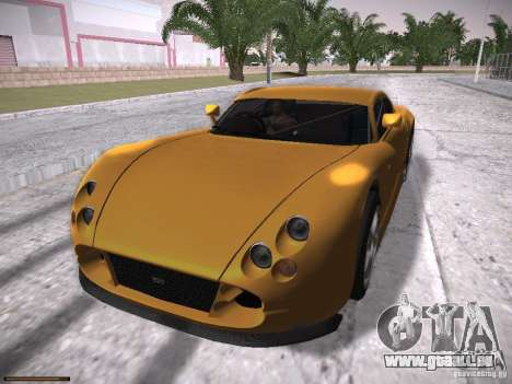 TVR Cerbera Speed 12 pour GTA San Andreas