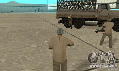 2 Double pour GTA San Andreas deuxième écran