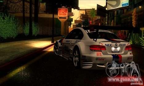 SA_gline 4.0 pour GTA San Andreas sixième écran