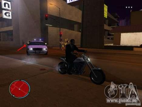 Les Super flics pour GTA San Andreas