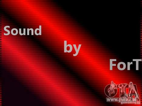 Weapon sound by ForT für GTA San Andreas