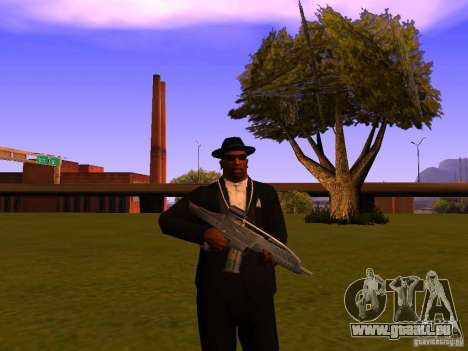 XM8 V1.1 pour GTA San Andreas sixième écran
