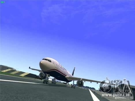 Airbus A330-300 US Airways pour GTA San Andreas
