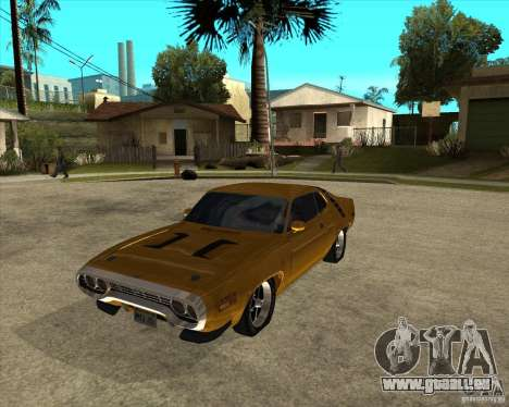 1971 Plymouth Roadrunner 440 für GTA San Andreas