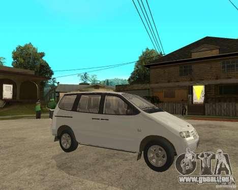 VAZ 2120 « Nadejda » pour GTA San Andreas vue de droite