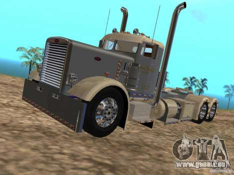 Pimped Peterbilt 381 für GTA San Andreas
