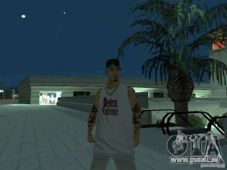 Skins Collection für GTA San Andreas sechsten Screenshot