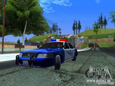 Ford Crown Victoria Belling State Washington für GTA San Andreas