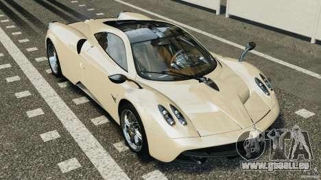 Pagani Huayra 2011 v1.0 [EPM] pour GTA 4