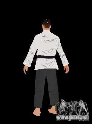 Reteksturirovannye karate für GTA San Andreas dritten Screenshot
