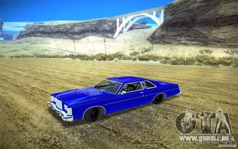 Ford LTD Coupe 1975 pour GTA San Andreas