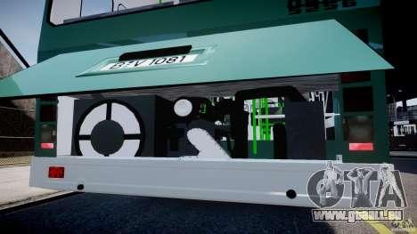 LIAZ 5256 für GTA 4 Seitenansicht