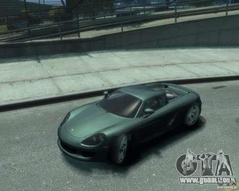 Porsche Carrera GT pour GTA 4