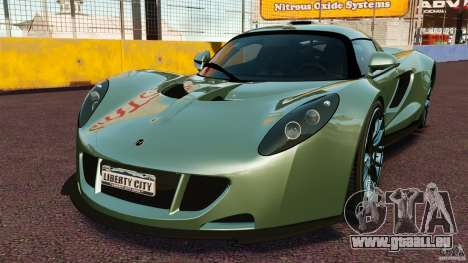 Hennessey Venom GT 2010 [EPM] pour GTA 4