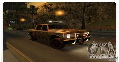New Rancher für GTA San Andreas linke Ansicht