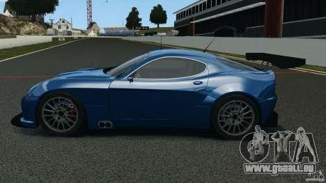 Alfa Romeo 8C Competizione Body Kit 1 für GTA 4 linke Ansicht
