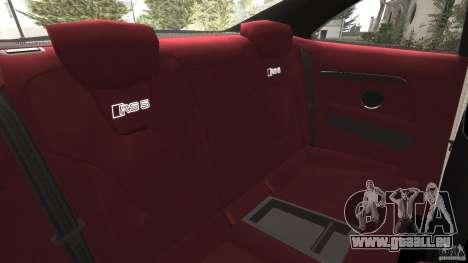 Audi RS5 2011 [EPM] pour GTA 4 est un côté