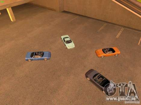 Infernus Revolution für GTA San Andreas