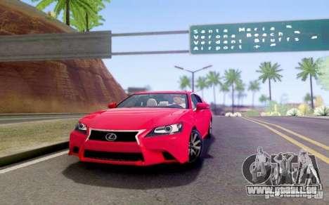 Sompelling ENBSeries pour GTA San Andreas sixième écran