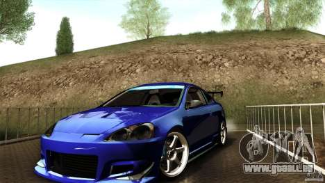 Acura RSX Spoon Sports pour GTA San Andreas vue de droite