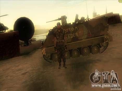 Frank Woods für GTA San Andreas siebten Screenshot