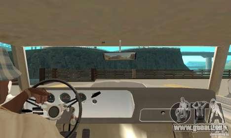 Chevy Monte Carlo [F&F3] pour GTA San Andreas vue de droite