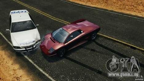 Bullet Time für GTA 4 dritte Screenshot