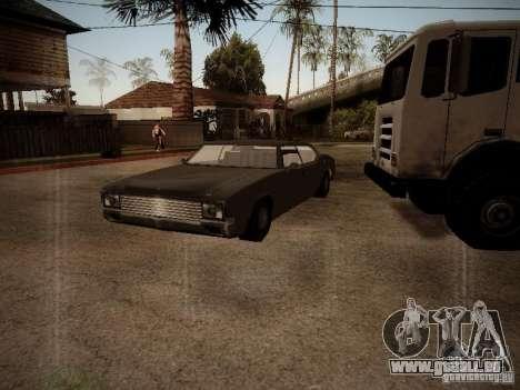 Impaler 1987 San Andreas Stories für GTA San Andreas linke Ansicht