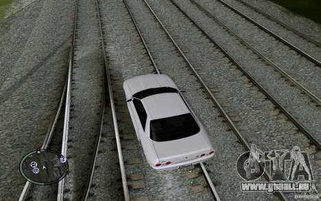 Russische Rails für GTA San Andreas zehnten Screenshot