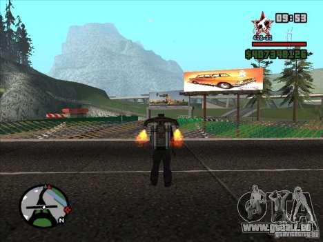 Ein neuer Flughafen in San Fierro für GTA San Andreas her Screenshot
