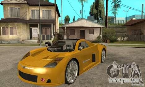 Chrysler ME Four-Twelve Concept pour GTA San Andreas