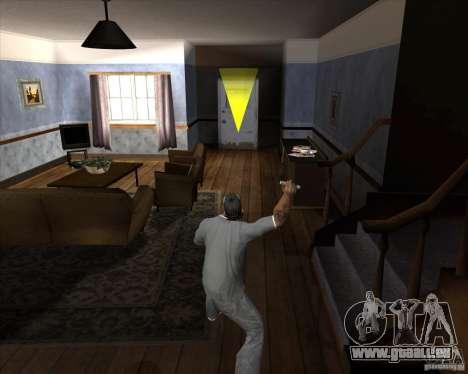 Pétards pour GTA San Andreas troisième écran