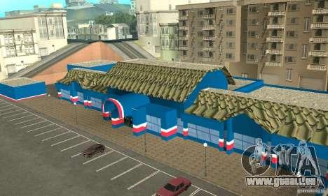 Pepsi Market and Pepsi Truck pour GTA San Andreas