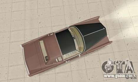 Cadillac Eldorado Biarritz 1978 pour GTA San Andreas vue de droite