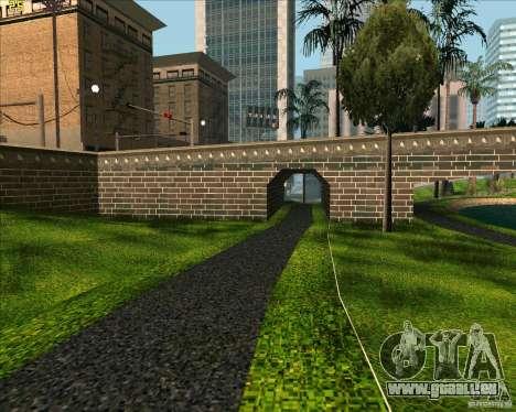 Der neue Park in Los Santos für GTA San Andreas zweiten Screenshot