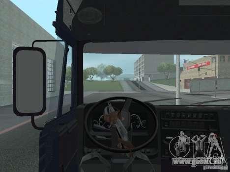 Aktives Dashboard 3.0 für GTA San Andreas sechsten Screenshot
