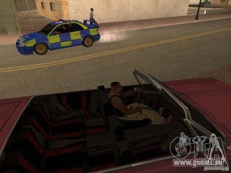 Hund in GTA San Andreas für GTA San Andreas dritten Screenshot