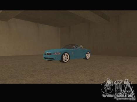 Car shop für GTA San Andreas dritten Screenshot