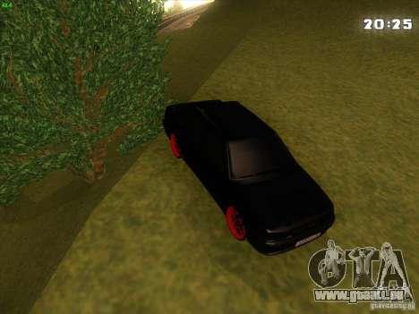 VAZ 2115 diable Tuning pour GTA San Andreas vue de côté