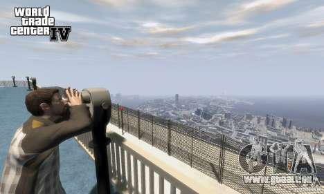 World Trade Center für GTA 4 sechsten Screenshot