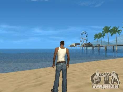 Deaktivieren der Auswirkungen von Hitze für GTA San Andreas dritten Screenshot